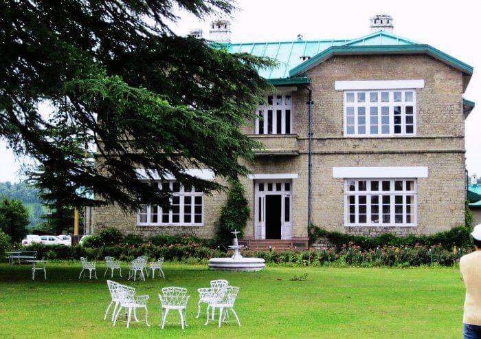 Chail Palace is one of the best places to visit in Shimla in May