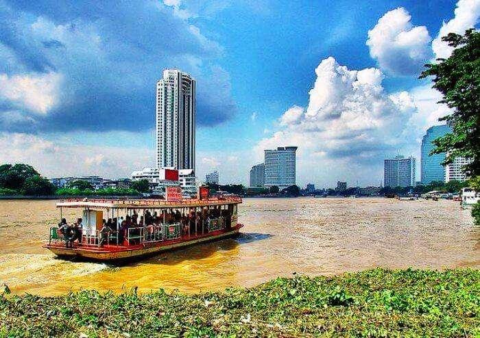 Chao Phraya River Tour in Bangkok
