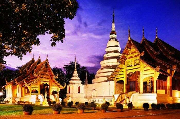 Chiang Mai is amongst the best honeymoons spots in Thailand