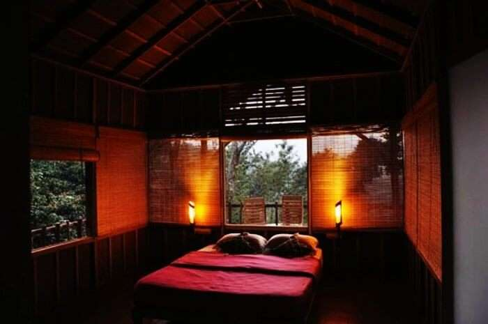 One of the most romantic resorts near Bangalore is the Coffee County Resort