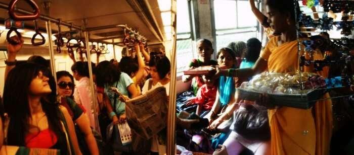 Comfortable metros vs loaded locals