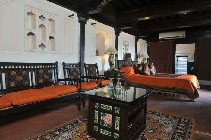 Fort Jadhavgarh is amongst the best historical resorts near Mumbai for a royal getaway