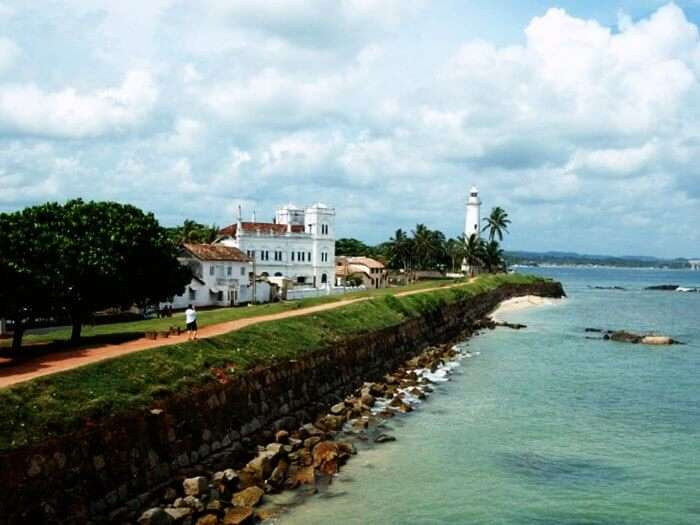 Galle is amongst the most popular Sri Lankan beaches