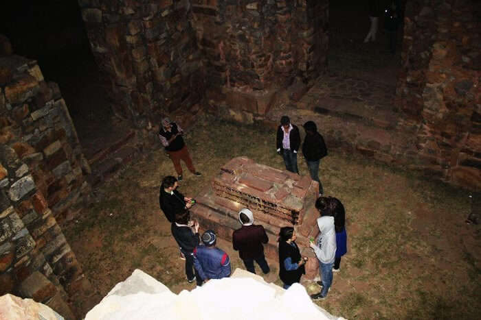 Haunted Ghost Walk In Delhi With Paranormal Investigators