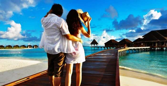 Maldives is amongst the most pristine honeymoon destinations in the world.
