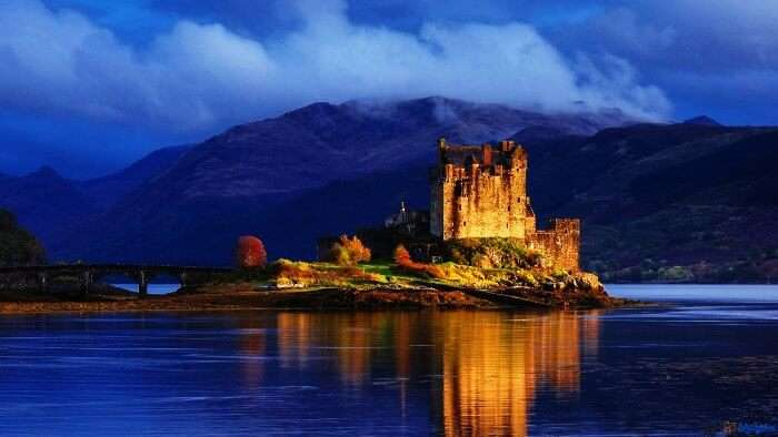Travel to the Isle of Skye - Scotland