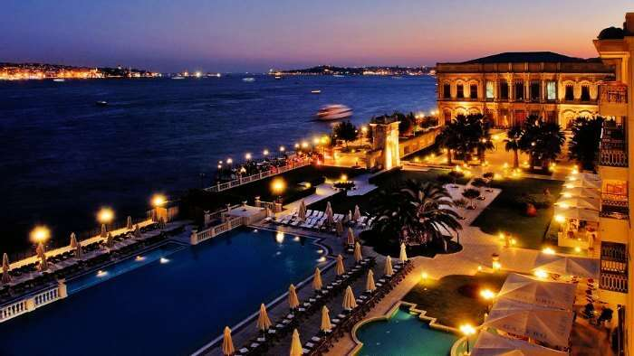 Turkey is amongst the most romantic places in the world for honeymoon