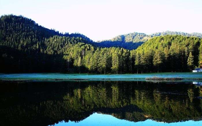 Khajjiar is an offbeat summer vacation destination in Himachal Pradesh