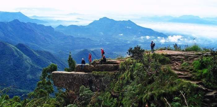 Trek to the pillar rocks for majestic views of the valley