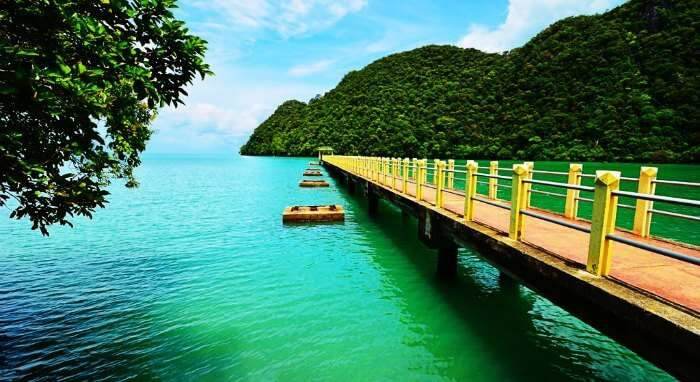 The popular Langkawi is amongst the best honeymoon destinations in the world