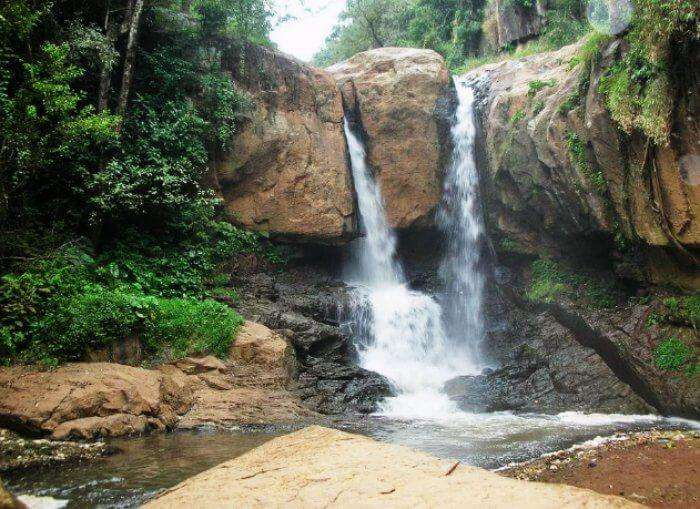 Beautiful Law's falls in Coonoor