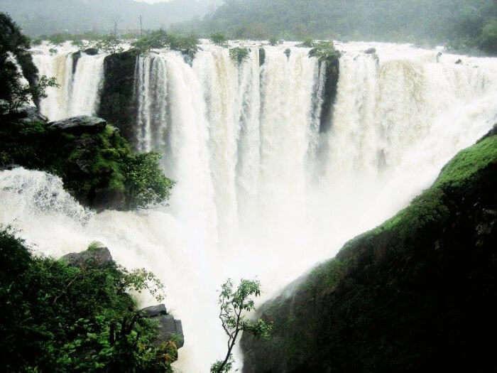 Mallela Theertham are amongst the majestic waterfalls around Hyderabad