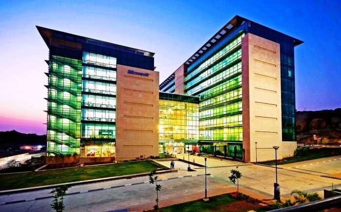 Microsoft Campus Hyderabad