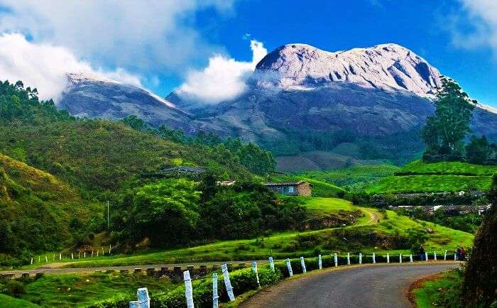 Munnar is amongst the most sought after monsoon honeymoon destinations in India in September