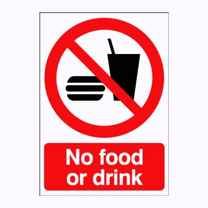 No food or drink in Delhi Metros