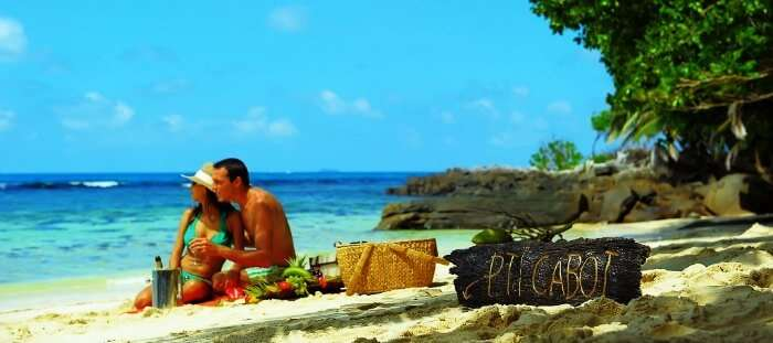 North Island in Seychelles are amongst the top honeymoon destinations in the world.