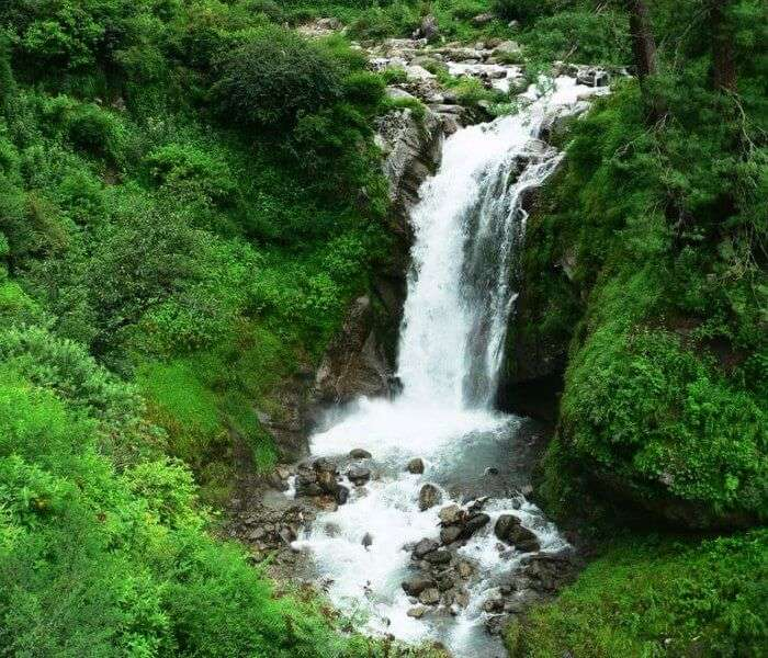 An unexplored waterfall near Delhi, Palani falls boast of the serene sights and tranquility