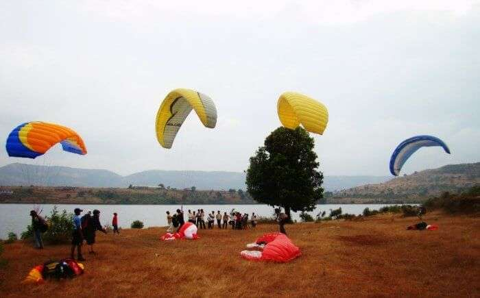 Kamshet is an amazing adventurous monsoon destination around Pune and Mumbai
