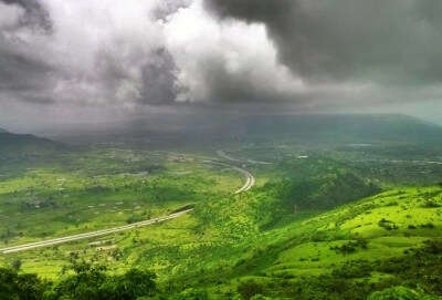 Places near Pune & Mumbai-Monsoons