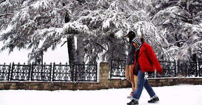 Shimla is amongst the most romantic places to visit in Himachal pradesh