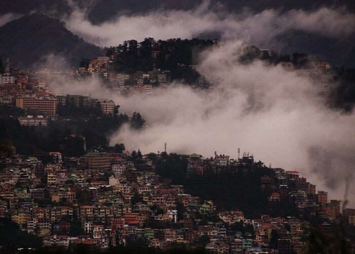 Summer hill is an amazing place to visit in Shimla in July