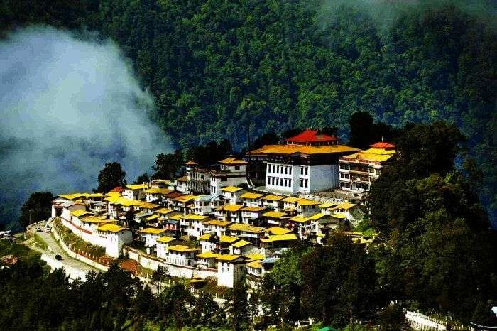 Tawang Monastery in Arunachal Pradesh is amongst the offbeat summer destinations in India