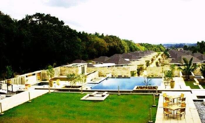 The Serai Resort in Chikmagalur