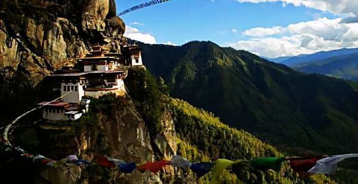 Explore the richness of traditions and beauty of the nature altogether in Bhutan