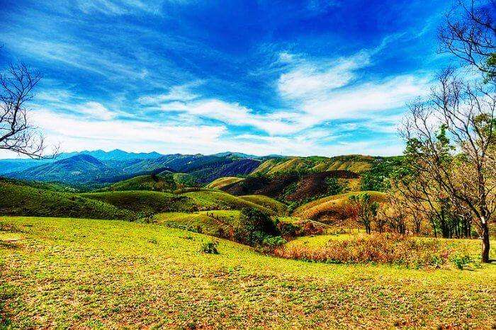 Vagamon is an idyllic summer vacation destination for families in India