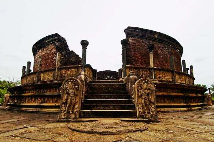 A historical honeymoon in Anuradhapura