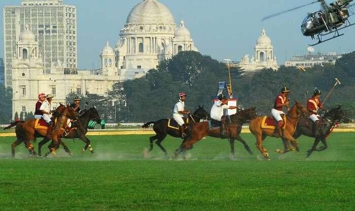 Calcutta Polo Club