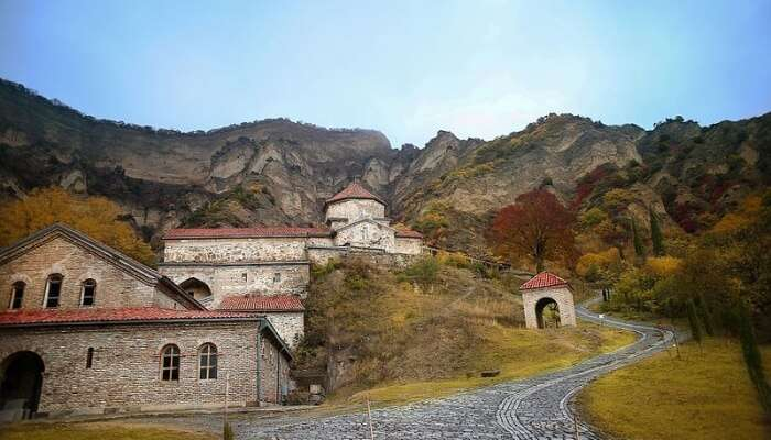 Churches in Monastery Valley