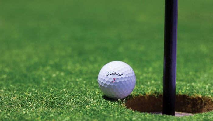Golf The Ball in Cappadocia