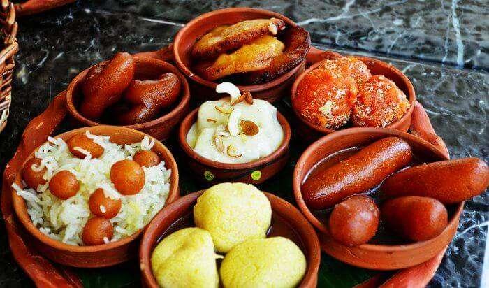 Kolkata-Sweets