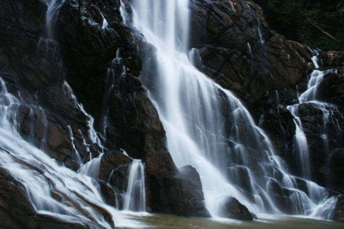 Meenmutty are amongst the most beautiful waterfalls in Kerala
