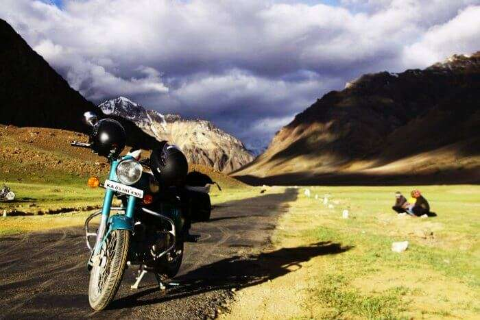 Roadtrip from Manali to Leh