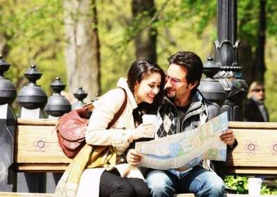 Saif and Kareena in Iceland, their new haunt