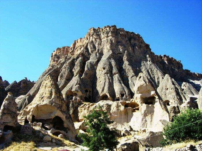 Selime Valley in Cappadocia
