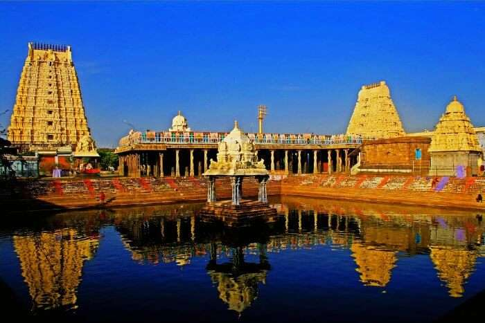 Temples in Kanchipuram