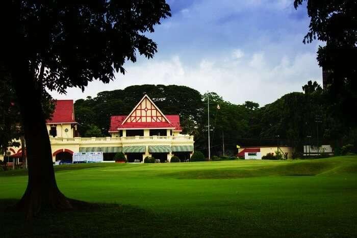 The Royal Calcutta Golf Club