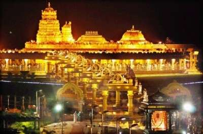 Tirupati temple serves as one of the best locations for religious one day trips from Chennai.