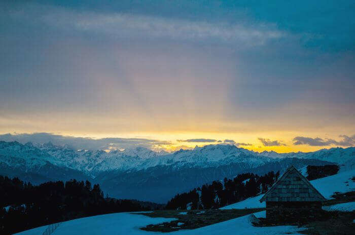 Triund Trek-Sunrise