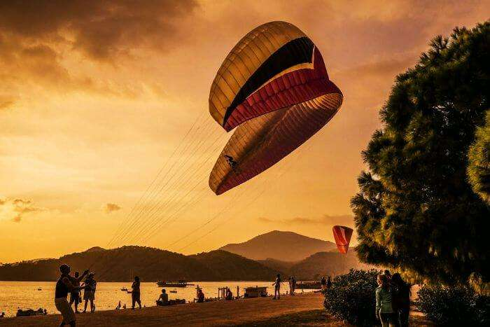 adventure activities in Turkey