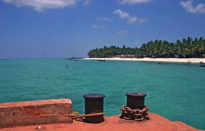 agatti atoll