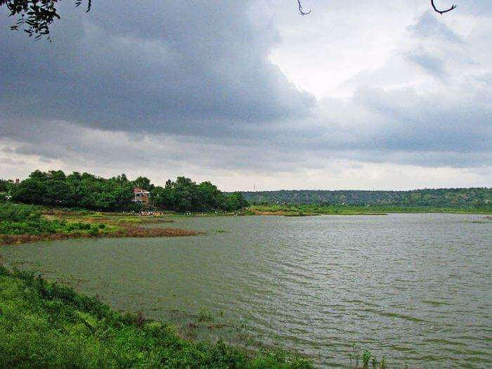 Damdama Lake is a popular destination for day picnic and camping near Delhi
