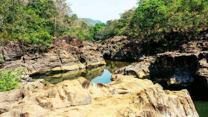 Devil's Canyon in Goa