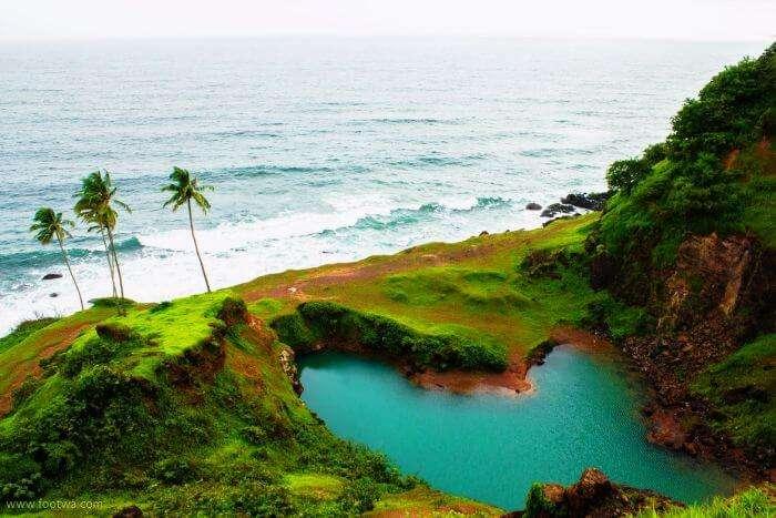 Divar Island near Goa