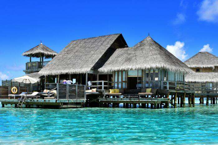 Gili Lankanfushi Maldives - Luxury Water Villas