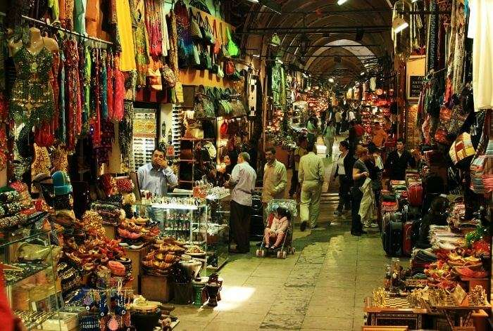 The Grand Market of Istanbul – the first on any Istanbul shopping guide