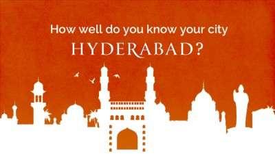 Hyderabad-vector